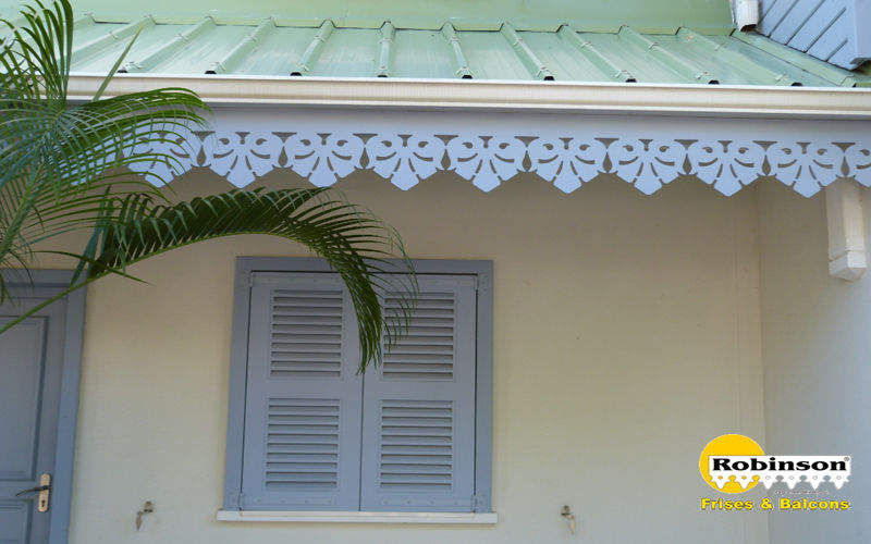 Déco Robinson Decorative roofline frieze Various equipment House Equipment  |
