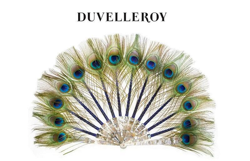 DUVELLEROY Fan Fans Decorative Items  |