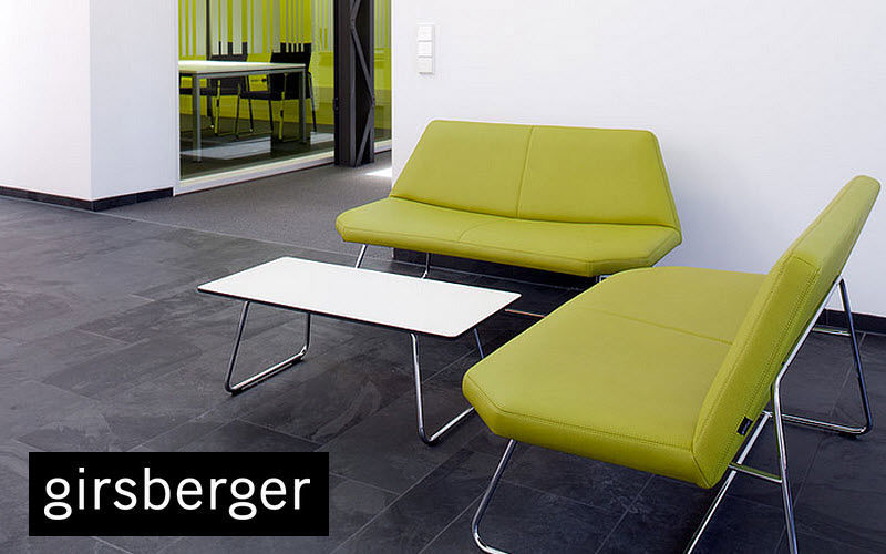 GIRSBERGER Central armchair Office chairs Office  |
