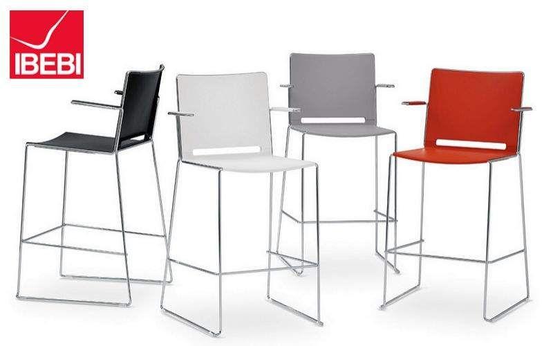 Bar chair chairs decofinder - Chaise haute cuisine fly ...