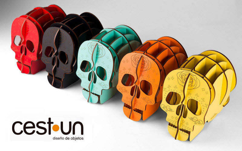 CESTUN Pencil cup Boxes and files Office  |