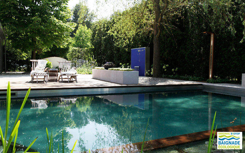BIOTOP Environmentally friendly pool Swimming pools Swimming pools and Spa  |