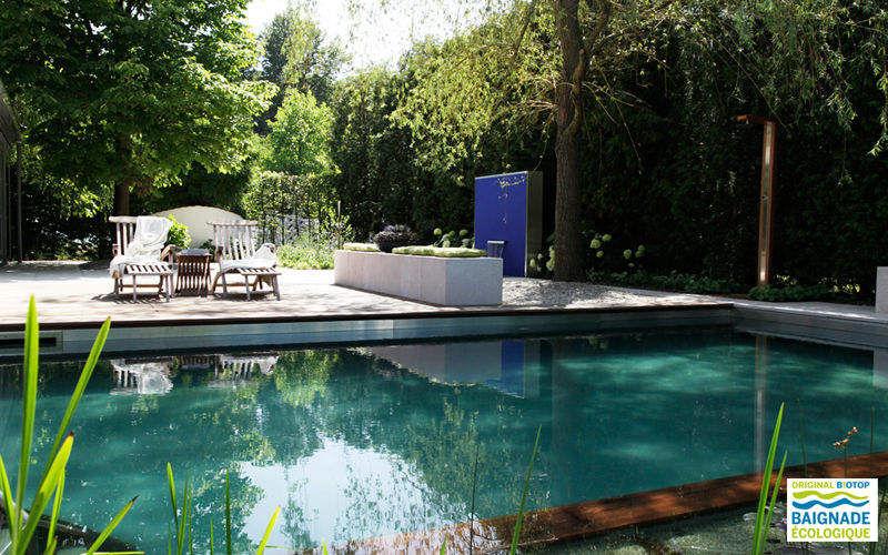BIOTOP INTERNATIONAL Environmentally friendly pool Swimming pools Swimming pools and Spa  |