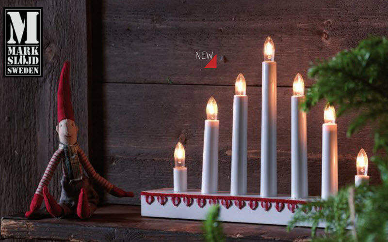 Markslöjd Candelabra Candles and candle-holders Decorative Items  |