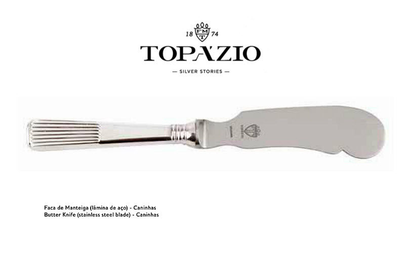 Topazio Butter knife Knives Cutlery  |