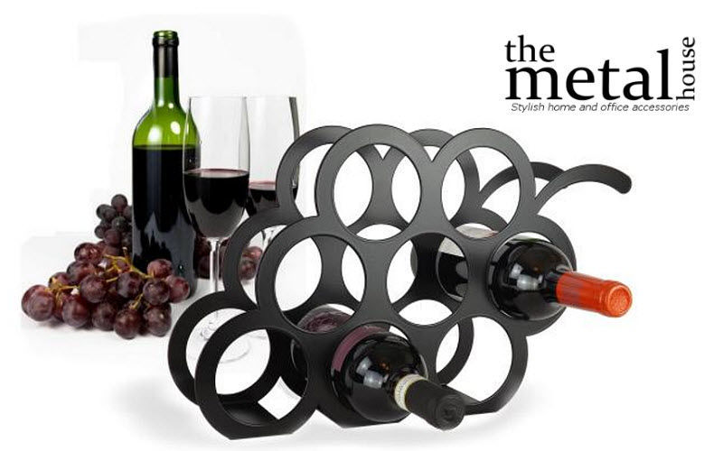 THE METAL HOUSE Bottle rack Racks & supports Kitchen Equipment  |
