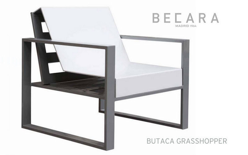 BECARA Garden armchair Outdoor armchairs Garden Furniture  |