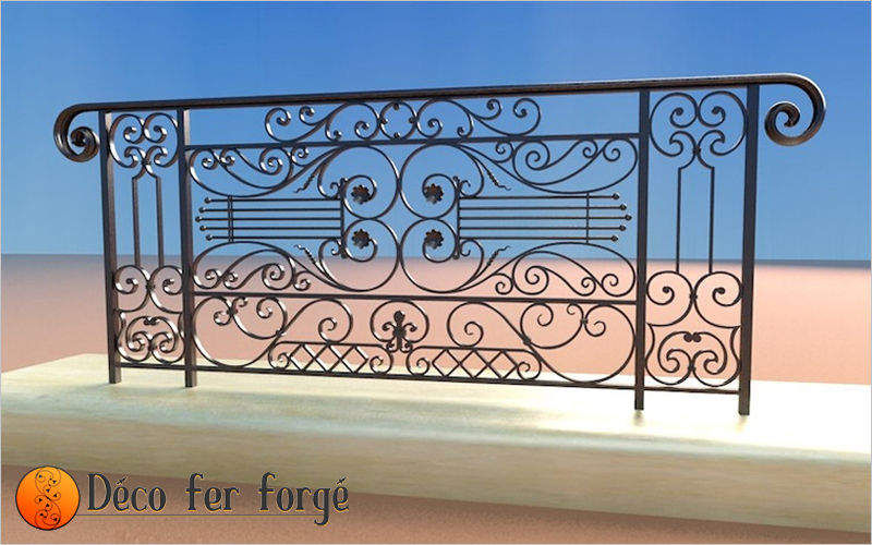 DECO FER FORGE Stair railing Various equipment House Equipment  |