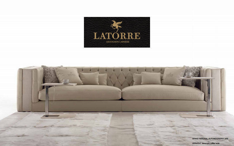 Ascension Latorre 4-seater Sofa Sofas Seats & Sofas  |