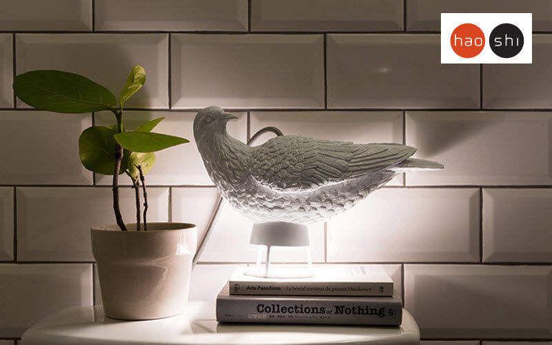 HAOSHI DESIGN Table lamp Lamps Lighting : Indoor  |