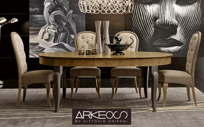 Arkeos Dining room Dining tables Tables and Misc. Dining room | Classic