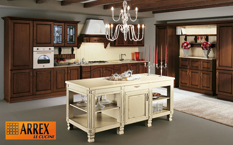 ARREX Built in kitchen Fitted kitchens Kitchen Equipment  | Classic