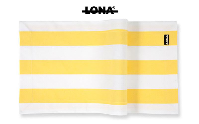 LONA Table runner Tablecloths Table Linen  |