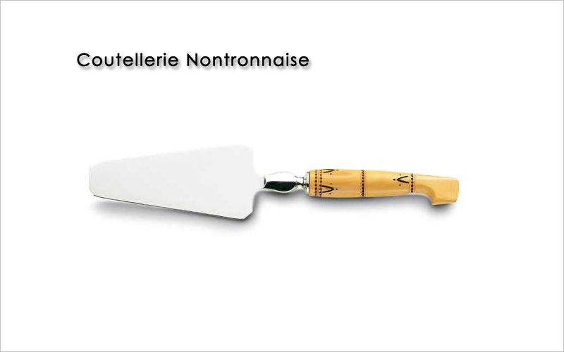 Coutellerie Nontronnaise Tart server Cake servers Cutlery  |