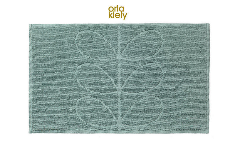 Orla Kiely Bathmat Bathroom linen Bathroom Accessories and Fixtures  |