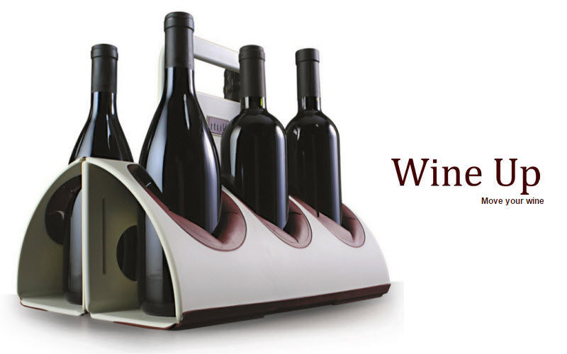 WINE UP Wine bottle tote Storage Kitchen Accessories  |