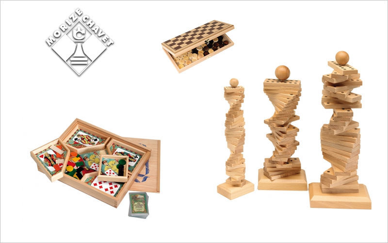 Morize Chavet Domino game Board games Games and Toys  |