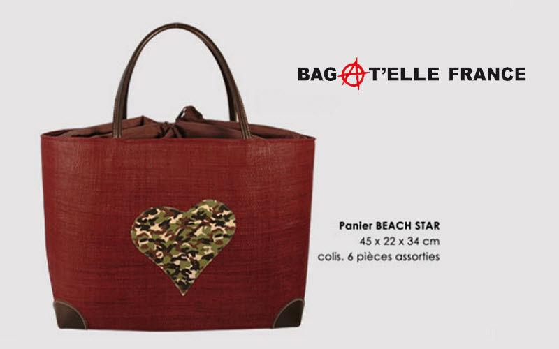 BAGAT ELLE Beach bag Luggage Beyond decoration  |