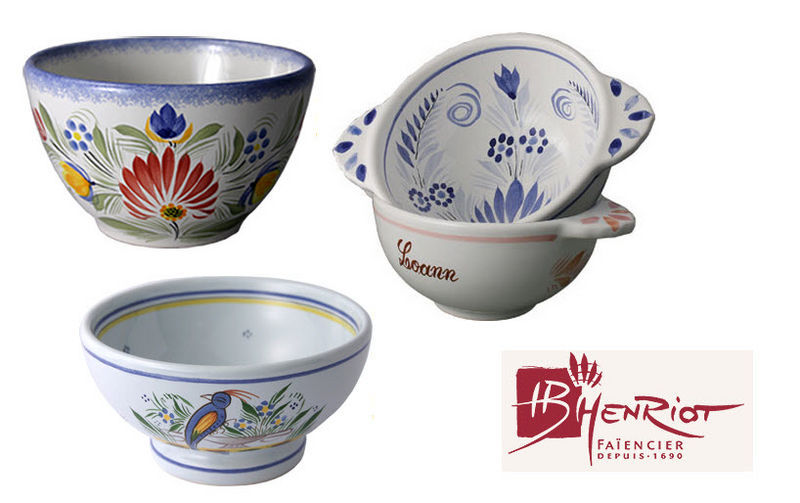 Hb Henriot Bowl Bowls Crockery  | Cottage