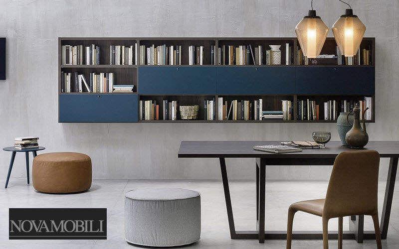 NOVAMOBILI Open bookcase Bookcases Storage  |