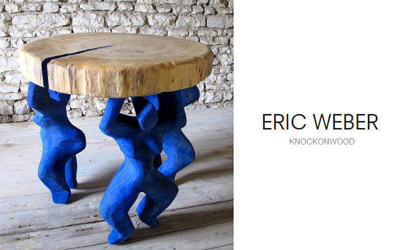 ERIC WEBER KNOCKONWOOD Stool Footstools and poufs Seats & Sofas  |
