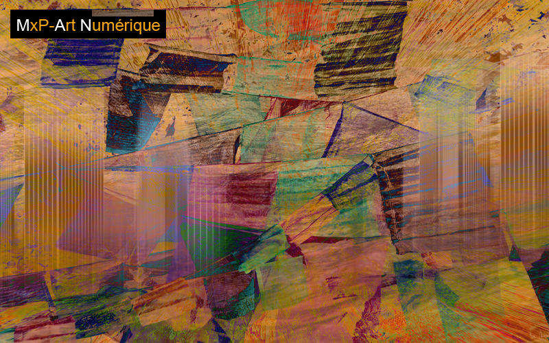 MXP-ARTNUMERIQUE.COM Digital work Posters Decorative Items  |