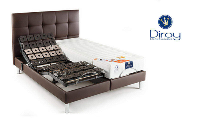 DIROY Adjustable bed Bolsters Furniture Beds  |