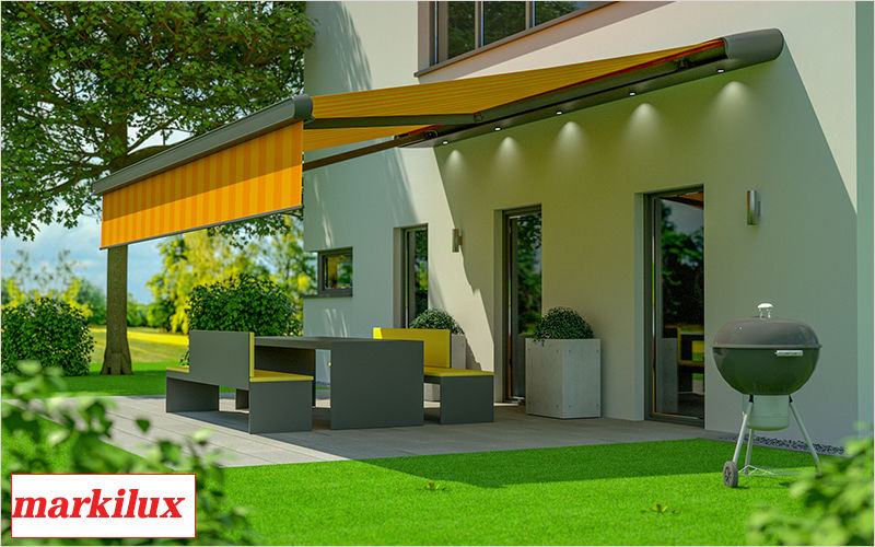 markilux Patio Awning Outdoor Blinds Doors and Windows  |