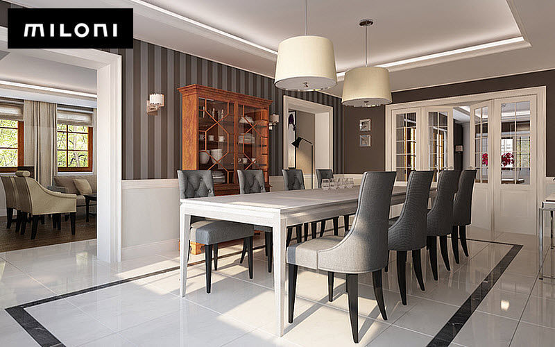 MILONI Dining room Dining tables Tables and Misc. Dining room | Design Contemporary