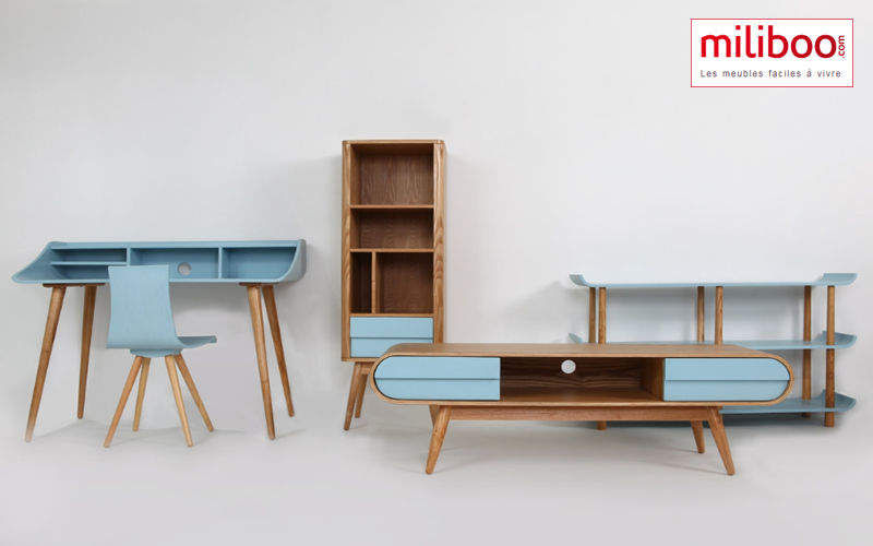 Miliboo Desk Desks & Tables Office  |