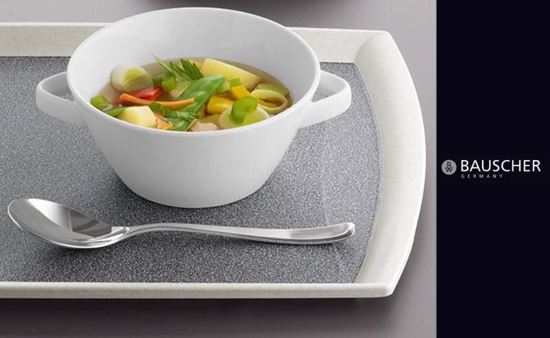 Bauscher Cream soup cup and saucer Bowls Crockery  |