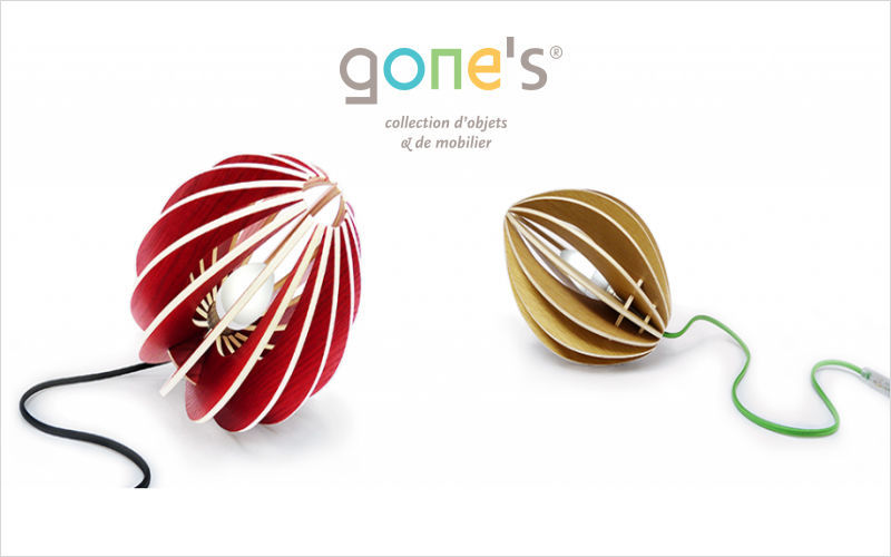 GONE'S Decorative illuminated object Luminous objects Lighting : Indoor  |
