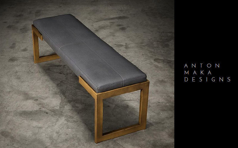 ANTON MAKA DESIGN Bench Benches Seats & Sofas  |