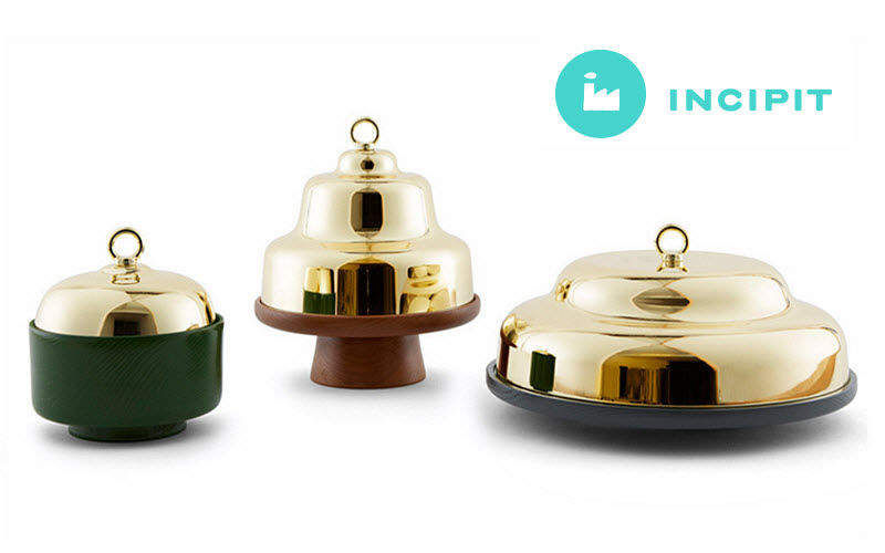 INCIPIT Cake Glass Dome Dish covers Tabletop accessories  |