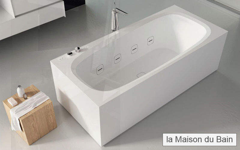 La Maison Du Bain Freestanding bathtub Bathtubs Bathroom Accessories and Fixtures  |