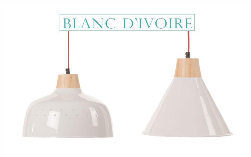 BLANC D'IVOIRE Outdoor hanging lamp Outdoor Lanterns Lighting : Outdoor   