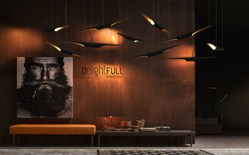 DELIGHTFULL Hanging lamp Chandeliers & Hanging lamps Lighting : Indoor  |