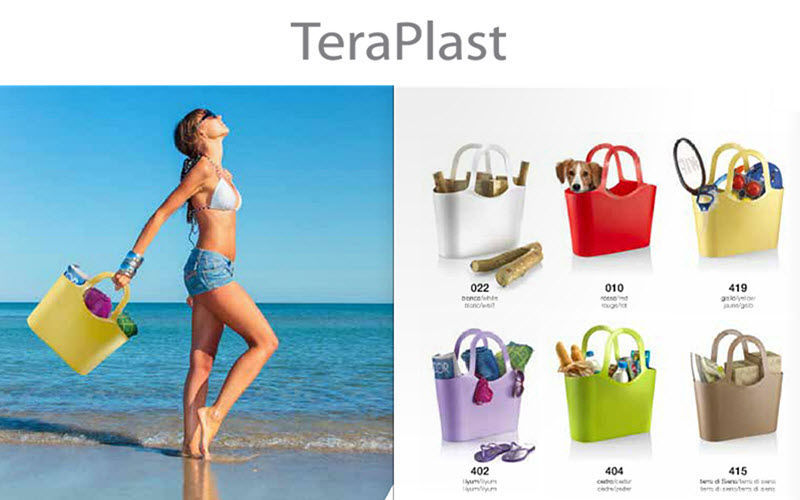 TERAPLAST Beach bag Luggage Beyond decoration  |