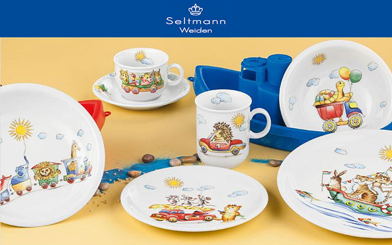 Seltmann Kid table service Children's table accessories Children's corner  |