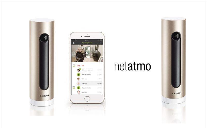 NETATMO Security camera Intercom phones & video surveillance Home automation   