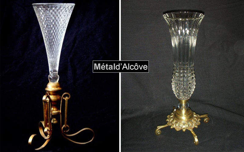 Metal D'alcove Eric Katz Stem vase Vases Flowers and Fragrances   