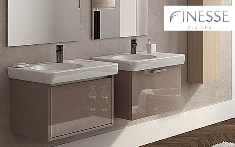 FINESSE Wall mounted washbasin Sinks and handbasins Bathroom Accessories and Fixtures  |