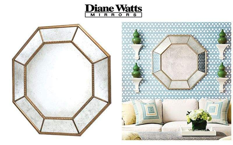 DIANE WATTS Mirror Mirrors Decorative Items  |