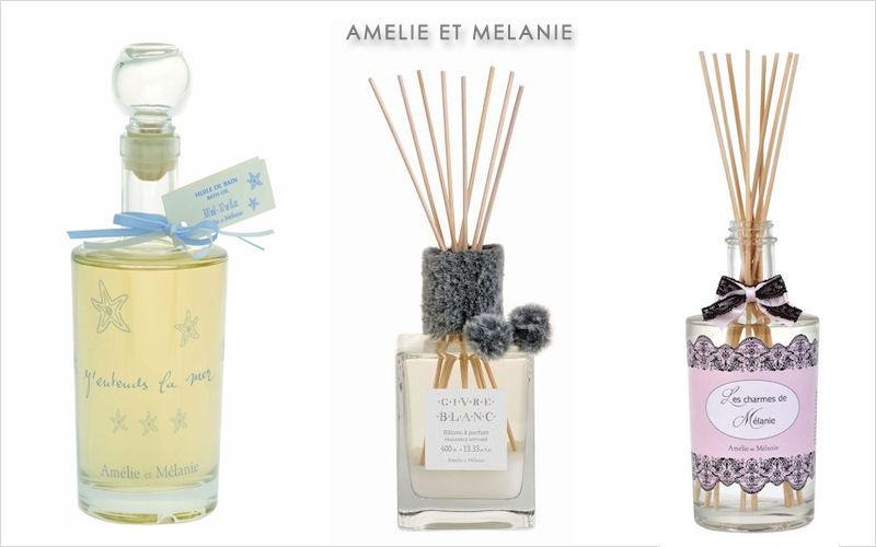 Amelie et Melanie Perfume dispenser Scents Flowers and Fragrances  |