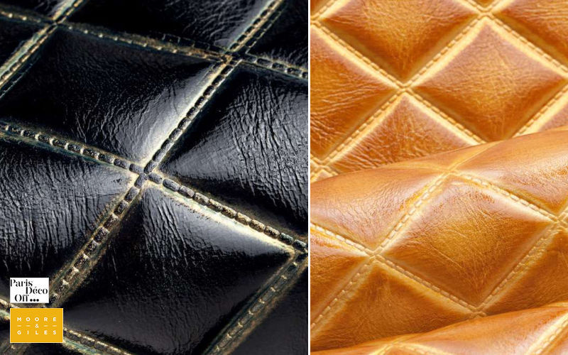 MOORE & GILES Leather Furnishing fabrics Curtains Fabrics Trimmings  |