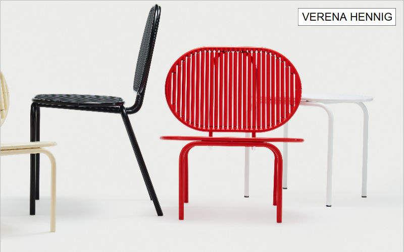 VERENA HENNIG Chair Chairs Seats & Sofas  |