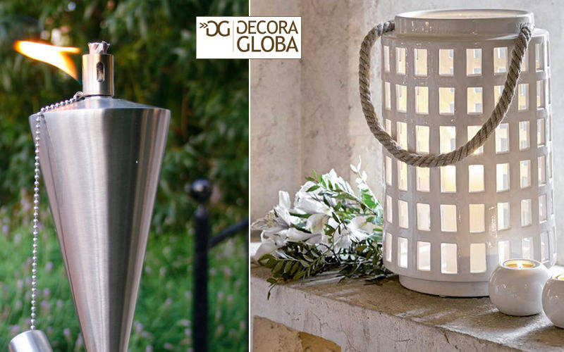DECORAGLOBA Outdoor candle holder Miscellaneous outside lights Lighting : Outdoor  |