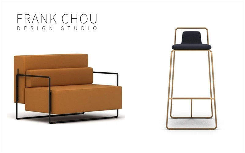FRANK CHOU Design Studio Armchair Armchairs Seats & Sofas  |