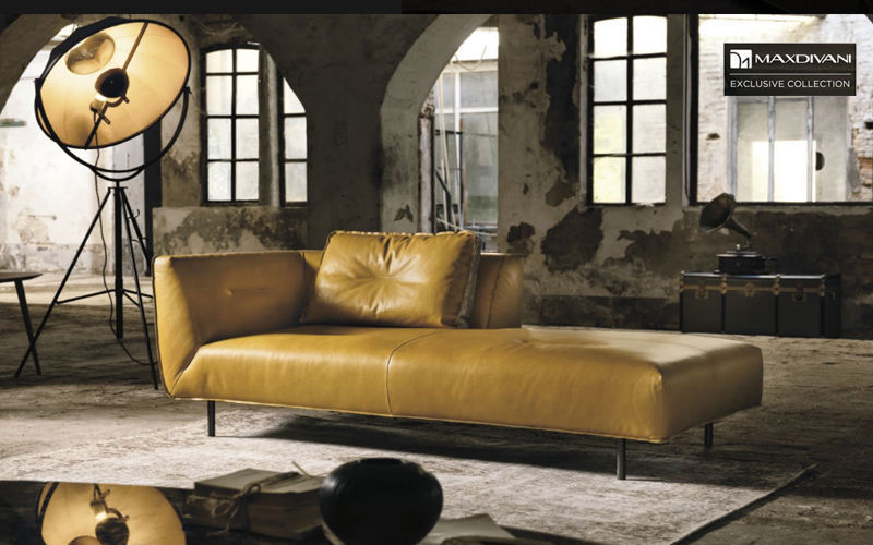 MAX DIVANI Lounge sofa Méridienne' sofa Seats & Sofas  |