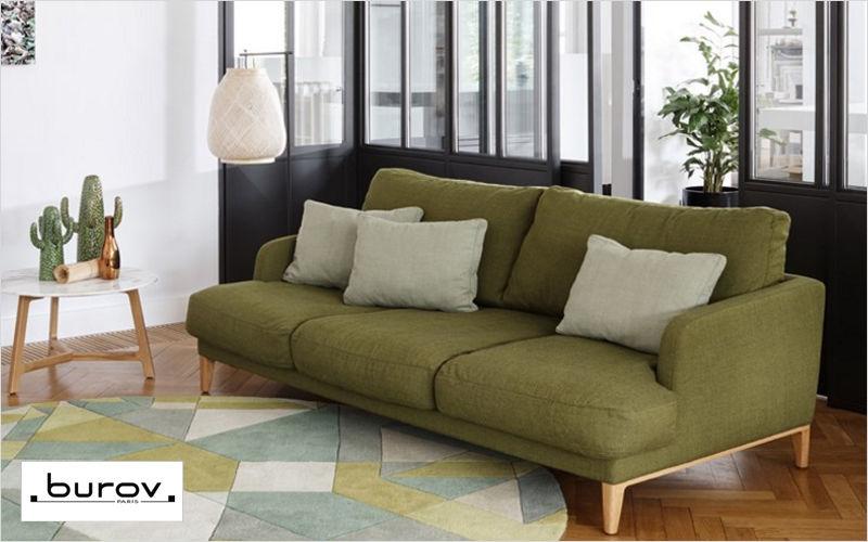 Burov 3-seater Sofa Sofas Seats & Sofas  |